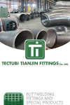 Tectubi Tianjin Fittings brochure English edition, May 2018