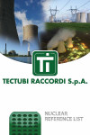 Tectubi Raccordi nuclear reference list, January 2017